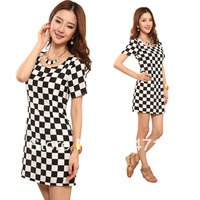 High quality fashion print cocktail dresses sweetheart formal dress floor-length plus size beading ALL EXPRESS