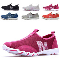 Peng Wei breathable summer shoes women shoes sneakers authentic Korean version of the influx couple lightweight running shoes