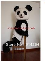 NEW PANDA BEAR Mascot Costume Adult Fancy Dress   /free shipping