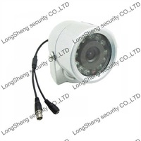 2X Mini 2.8mm 100 Degree CMOS 600TVL 12IR waterproof CCTV Outdoor Camera