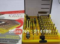 Free Shipping 45 in 1 Multi Hardware Torx Screwdriver Tool Set PC Cell Phone Repair Kits Set