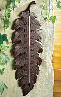 Thermometer rustic furnishings decoration crafts