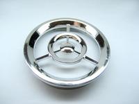 Small speaker decoration small circle soprano silver small 2 horn speaker decoration ring  Speakers Circle