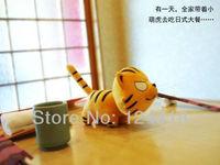Free Shipping Anime ToraDora! Tiger X Dragon Taiga Tiger Plush Toy Stuffed Doll