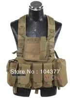 Free shipping!!!Rrv tactical vest male field cs vest apron vest muddy