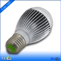 Free shipping High quality 10W E27 led bulb lamp light AC85-265V warm/ cool white High power LED 5*2W Lights 5pcs/lot