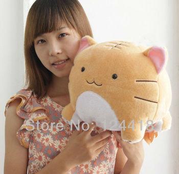 Free Shipping Anime Poyopoyo Kansatsu Nikki Plush Cat Neko Doll Anime Cosplay Cute Animal Toy