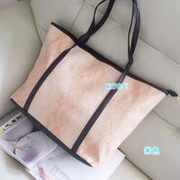 women bags women 2014 vlsivery large one shoulder casual serpentine pattern bag m12