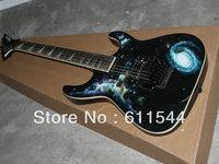 Custom Shop Black Jackson Beauty Electric Guitar Wholesale Free Shipping