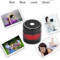 New product mini portable speaker SDY-001 LED Indicator Bass Portable Speaker wireless Bluetooth speaker