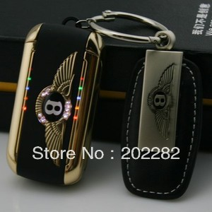 The New Brand and Cool Bentley GT Car Unlock Mobile Phones The Car Key Chain