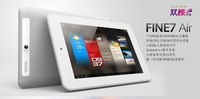 DHL Free shipping ALLFINE Fine7 Air 7'' Android 4.1 Rockchip RK3066 dual core 1.6GHz,DDR3 1GB RAM 8G/16G ROM Tablet PC