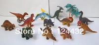 Children's Day Gift solid model toys Dinosaurs 12 PCS mini figure set lot gift Kids learning