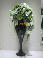 - g0064 overall bowyer set - artificial flower - home decoration floor decoration - gift  MSG adjust shipping