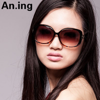 Chinese redbud women's sunglasses elegant gorgeous anti-uv sunglasses female k160