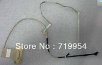 Free shipping  New Original  LCD LVDS lcd cable LED  cable screen / video cable for IBM LENOVO G575 G570 DC020015VV10