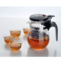 Free shipping,Elegant cup tea set suit wash tea cup kung fu tea glass Tea strainer