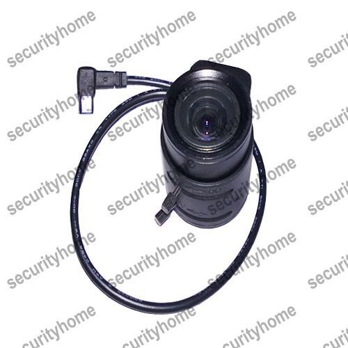 """1/3"""" monture cs réglable. 2.8~12mm auto- iris vari- focale objectif cctv caméras de sécurité cctv"""