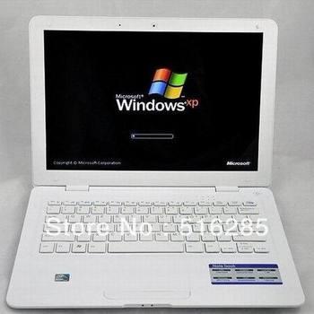 13.3 inch Dual Core Laptop  Atom D2500 1.86GHz 320GB HDD 2GB RAM