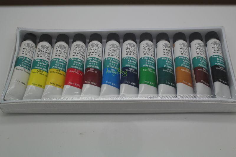 Фото акриловые краски для ногтей