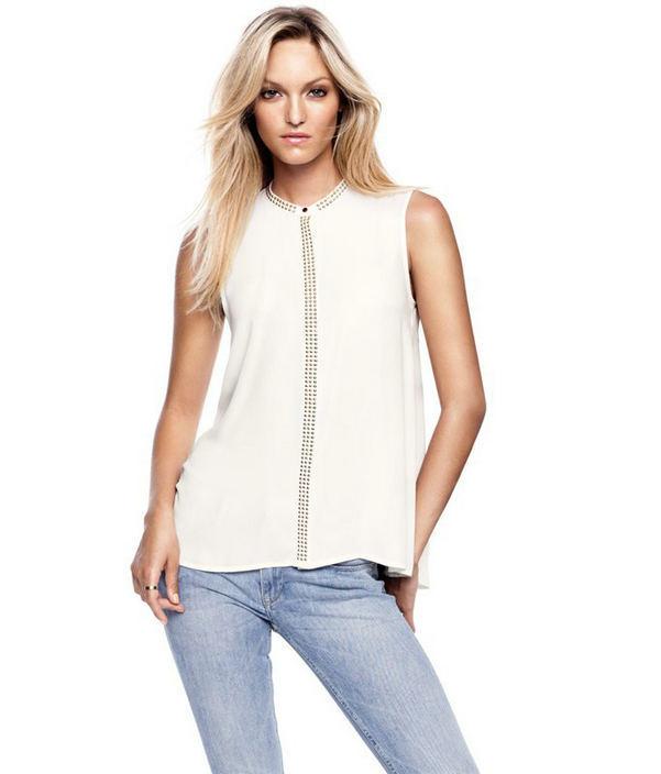 Модные Блузки И Майки Лето 2014 Фото
