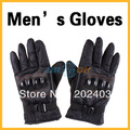 High Quality  Outdoor Sports Winter Warm Gloves Black