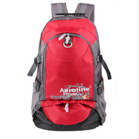 hot sale hiking Backpack spring tourism shoulders bags 6 color outdoor sports leisure bag large capacity 40L mountaineering bags