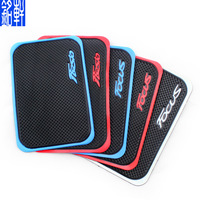 Free Shipping! 2012 Ford focus/Fiesta slip-resistant pad fox mobile phone pad glove pad