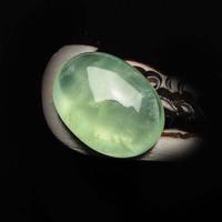 Natural green bitahai of willow pendant natural crystal pendant