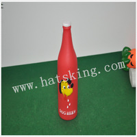 Free shipping  cheap dog toys pet toy beer bottle  wholesale pet toy