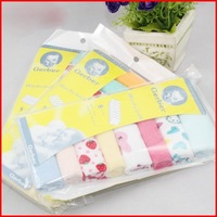 DHL Free Shipping (800pcs/lot)  Factory Wholsale 23*23CM High Quality Children's  Baby Kids Towel Kids Saliva Towel