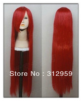 Wholesale or retail!!! Hot New Anime Cosplay costume uzumaki kushina Cosplay Red Wig