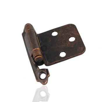 Steel cabinet hinge