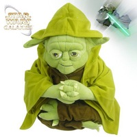 "Star Wars YODA 15.5"" Soft Stuffed Plush Doll Toy"