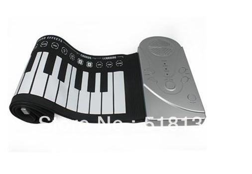 49 Key 30 Button Flexible Roll Electronic Keyboard Piano Organ P003