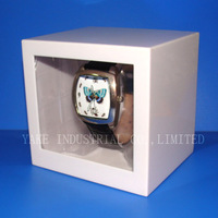 White Sport watch box ,Factory direct sales