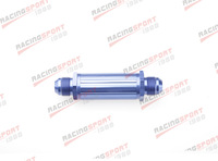 AN -8 AN8 Blue Anodised Billet Magnetic Fuel Filter 30 Micron 8AN FF-2505