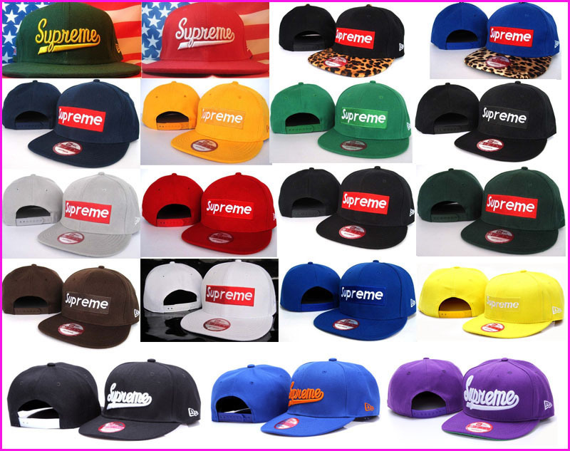 New Arrive Ymcmb SUPERME snapback hat baseball caps snapbacks Obey snap back hats Supreme Dope Crooks And Castles Last Kings(China (Mainland))