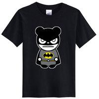 batman superman t shirt Cool hi panda t-shirt panda 118