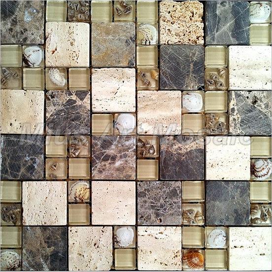 20170325 223458 mozaiek matten badkamer - Badkamer tegelmat wit ...