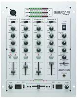 Professional 6 Channel DJ Mixer Beat4 Mk2