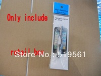 Good Quality Retail Box For Capacitive Screen Stylus Pen 100PCS/LOT HongKong Post Free Shipping