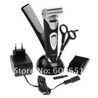 Men's Personal Groomer Kit Beard Hair Shaver Cutter Trimmer HB8164 Free Shipping Dropshipping