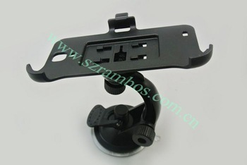 200pcs/lot Car Mount Holder Phone Stand Cradle for Samsung Galaxy S4 SIV i9500 free shipping
