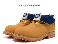 Free shipping outdoor men's snow boots / Ms. snow boots waterproof military boots Outdoor Martin boots