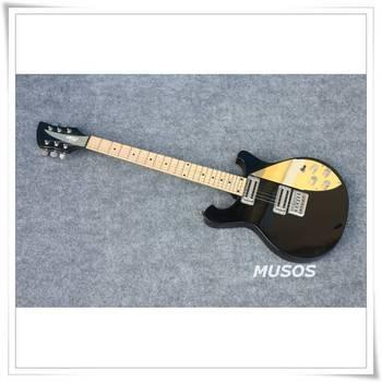 OEM 1 piece can customize the guitar Alden electric guitar