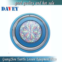 small underwater RGB LED light