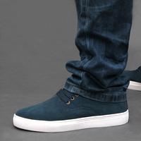Plus size men 46 47 48 sports genuine leather fashion male breathable single shoes 45