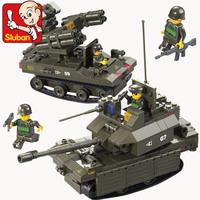 Sluban  small tank cannonading Educational toys,  Building blocks, Plastic blocks . Freee shipping