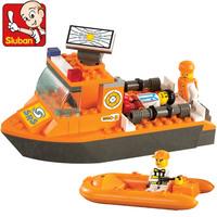 Sluban  small city building blocks sandtroopers speedboat yakuchinone child futhermore, Plastic blocks . Free shipping